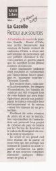 Rando sources - Midi Libre du 19/03/09